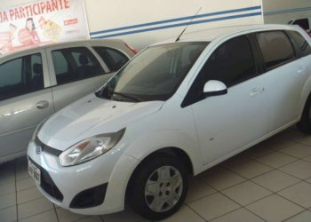 FORD FIESTA HATCH PULSE 1.6 (FLEX) 2014